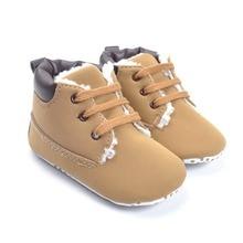 Милые теплые зимние детские тапочки; детская обувь для младенцев; мягкая нескользящая подошва; детская хлопковая обувь; семейная обувь для новорожденных