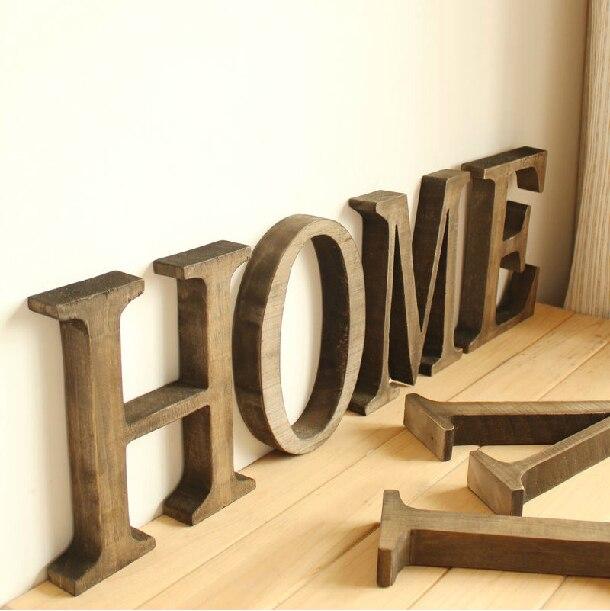 Decoration Letters Home