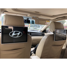 TV In The Car Auto Headrest Display Screens DVD Monitor For Hyundai Veracruz LCD Android 7.1 OS System Large Screen 11.8 inch cw claa080lj01 new 8 inch lcd screen car dvd display hsd080idw1