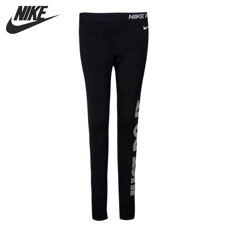ФОТО Original New Arrival  NIKE W NP WM TGHT LOGO  Women's Pants Sportswear
