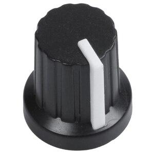Image 4 - 1 adet siyah plastik bant anahtarı SR16 anahtarı 1 bıçak 5 tezgahları döner anahtar 3.2*1.6*1.6cm