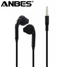 Wired Headset 3.5mm Portable Music Sport Running Stereo auriculares Headphone with Microphone for Smartphones PC Laptop