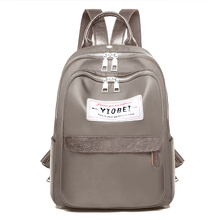 Fashion Women Backpack bag Casual Shoulder Bags Female Solid color Leisure Backpack For Women 2019 Teenage Girls Classic все цены