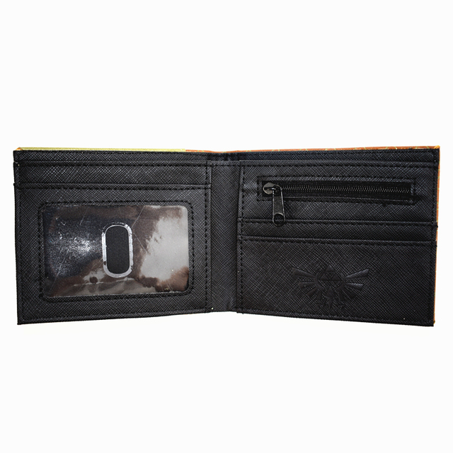 New Arrival Game  Wallet Cute Men's Short Purse High Quality With Coin Pocket for Young and Boy SE 6