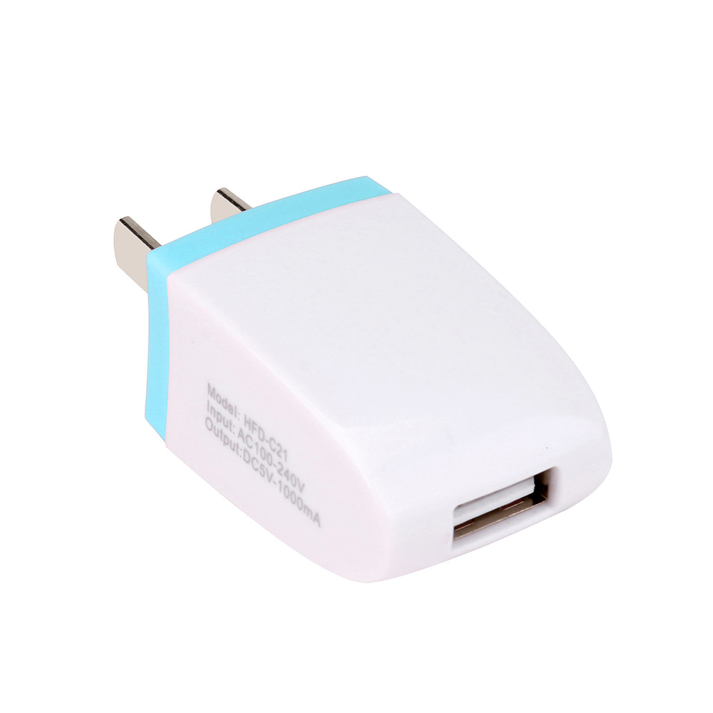 CARPRIE 2017 New Design Travel 5V 1.2A 1Ports USB US Wall AC Adptive Fast charger Adapter for Samsung portable charger