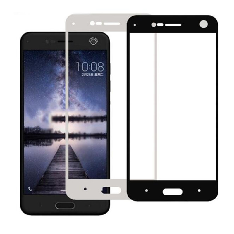 Full Cover Tempered Glass For ZTE Blade V8 Screen Protector Toughened Protective Film Guard Coverage