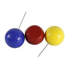 golf ball marker Golf Dimple TEE Marker Outdoor Serve mark Golf Begin to play a ball Marker golf accessories