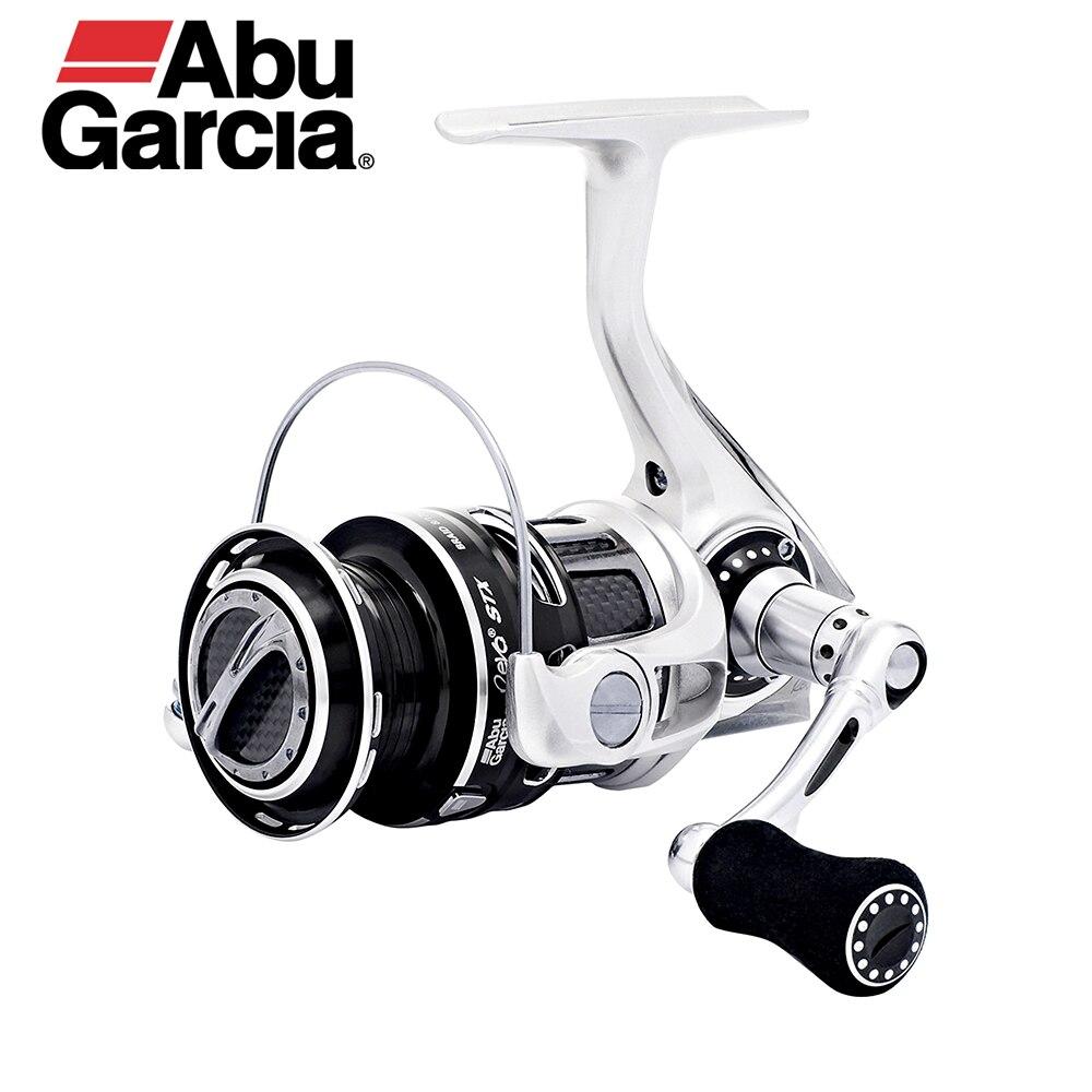 Abu Garcia Revo STX 10/20/30/40 Suavidade Durabilidade Proteção Contra Corrosão Amgearing Sistema matrix Carbono Arraste sistema de Rotação do Carretel