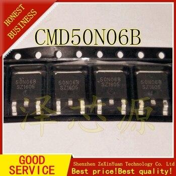 CMD50N06B N Canal FET V/60 V/50A 50N06 parche MOS tubo-252