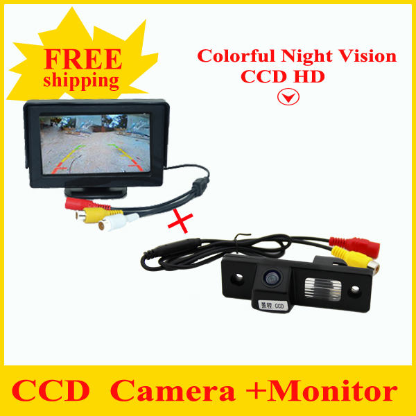 4 3 Inch LCD Car Monitor Special Car font b Camera b font for CHEVROLET EPICA