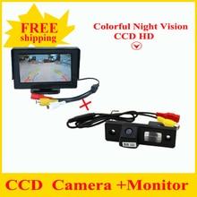 4.3 Inch LCD Car Monitor + Special Car Camera for CHEVROLET EPICA/LOVA/AVEO/CAPTIVA/CRUZE/LACETTI HRV/SPARK