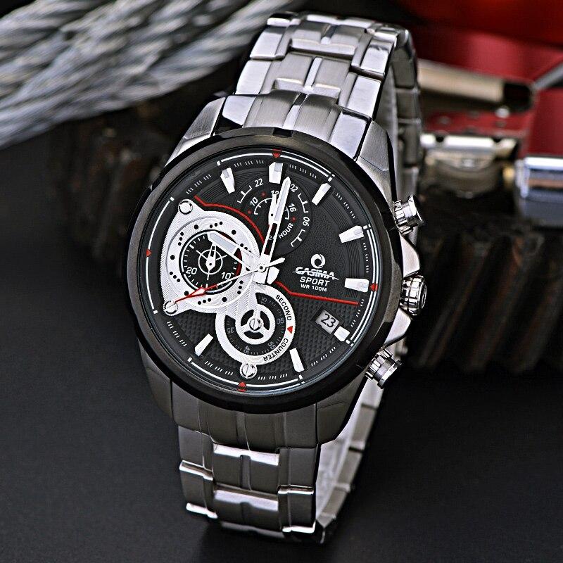 CASIMA zegarki męskie sportowe męskie zegarki. Wielofunkcyjny - Męskie zegarki - Zdjęcie 3
