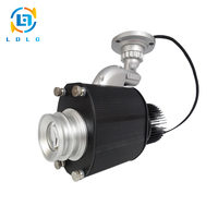 Clearance Custom Design Gobo Light 10W LED Gobo Projector 1200lm Led Custom Image Logo Projection Projector Indoor Outdoor Light