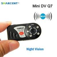 SMARCENT Q7 Mini Kamera Wifi Wireless Geheimen Kamera Camcorder Video Recorder Infrarot-nachtsicht Bewegungserkennung Micro Camara