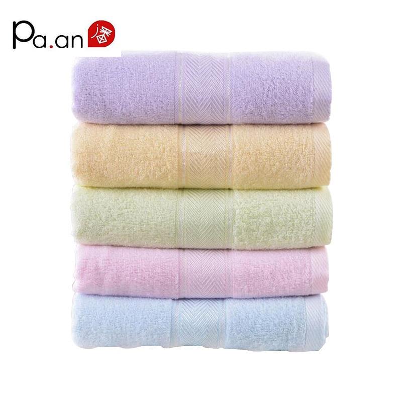 New 136x68cm Bamboo Fiber Pink Bath Towel Solid Color Quick Dry Soft Big Beach Towel Adult