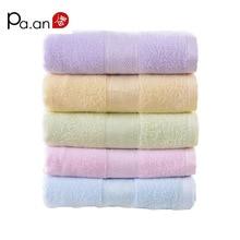 Neue 136×68 cm bambusfaser rosa bad towel einfarbig quick-dry weiche großen strand towel erwachsene handtücher heimtextilien hohe qualität