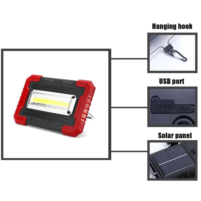 Outdoor Solar Power Bank  2