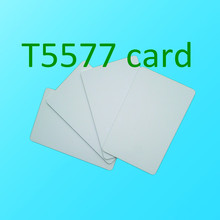 20pcs/lot 125KHZ Access Control RFID ID Writable rewritable Cards thin Chip:T5567/T5577/T5557