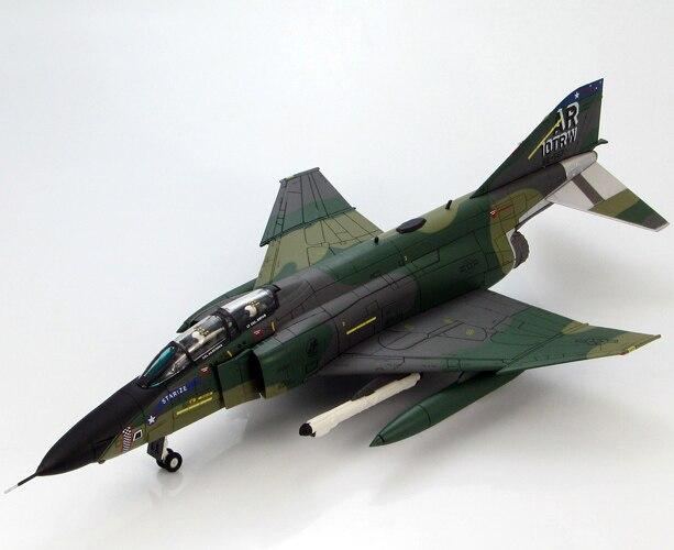 HM 1/72 HA1958 USAF RF-4C F4 Phantom fighter model 1986 Favorites Model harry gilbert the star zoo