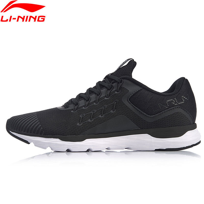 Li-Ning Women EZ RUN Running Shoes Light Weight Breathable Wearable Anti-Slippery LiNing Sport Shoes Sneakers ARBN068 XYP817 li ning professional badminton shoe for women cushion breathable anti slippery lining shock absorption athletic sneakers ayal024