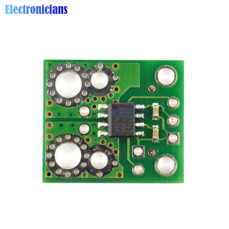 Sensor de corriente aislado ACS714 5A 20A 30A 5V, tablero de separación, filtro, condensador de resistencia, módulo de Sensor de efecto Hall, reemplazo ACS712