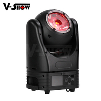 Fast Free Shipping 4pcs Super Beam 60w Led Moving Head Light With Halo Effect Dmx Controller
