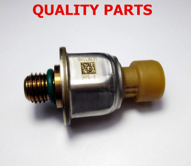 US 24 OFF Injection Control Pressure Sensor For DT466 Maxxforce DT 9 10 2004 2009 Part OEM Pressure Switch 1845536C91 1845535C2 3PP6 8 In