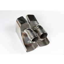 Statinless Steel Exhaust Pipe Tips Fit for Rang Rover Sport Diesel 05-09