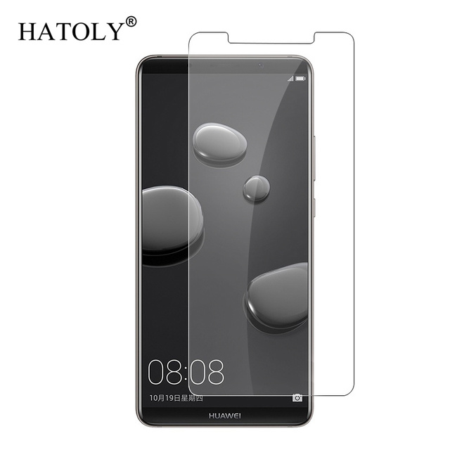 2PCS Tempered Glass Huawei Mate 10 Pro Screen Protector for Huawei Mate...