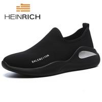 HEINRICH/мужские кроссовки; летняя дышащая сетчатая прогулочная обувь; Легкая удобная мужская модная повседневная обувь; Calzado