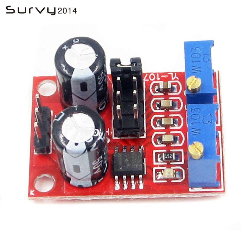 Ciclo de trabajo NE555 generador de señal de pulso frecuencia de onda cuadrada Ajustable IC n mi