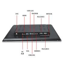 18,5 дюймов периферийное устройство компьютера 3 цвета led подсветка ноутбука игровая клавиатура для Amazon Ebay