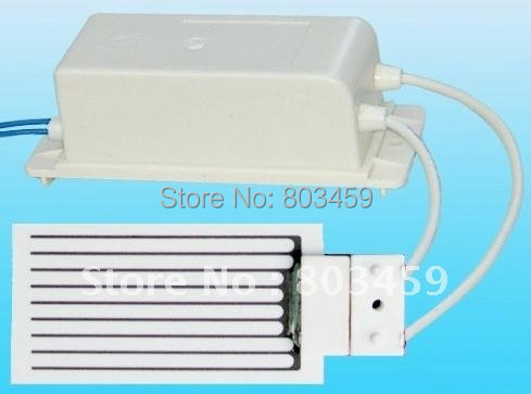 Ceramic Plate Ozone Generator Air sterilizer generator Ozone 3.5g/h 12V/24V /110V/220V Free Shipping dc 220v 10g h ozone generator double ceramic plate water air purifier sterilizer for home car ozone generator air sterilizer