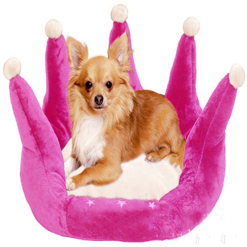 Aliexpress Buy Velour Dogs Princess Bed Soft Puppy Pet Sofa