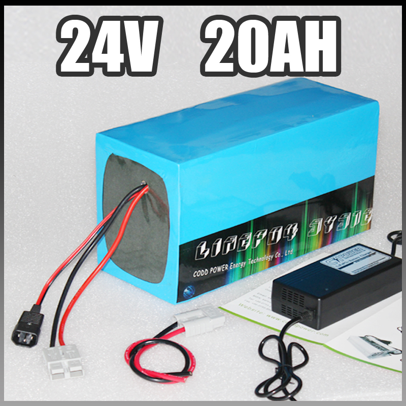 DIY 24v 20ah electric bike battery 500W Electric Bicycle lithium ion Battery with BMS Charger 24v li-ion scooter battery pack free customs taxes 24v 20ah e bike battery li ion 24v battery pack for e bike 24v 20ah lithium battery with charger