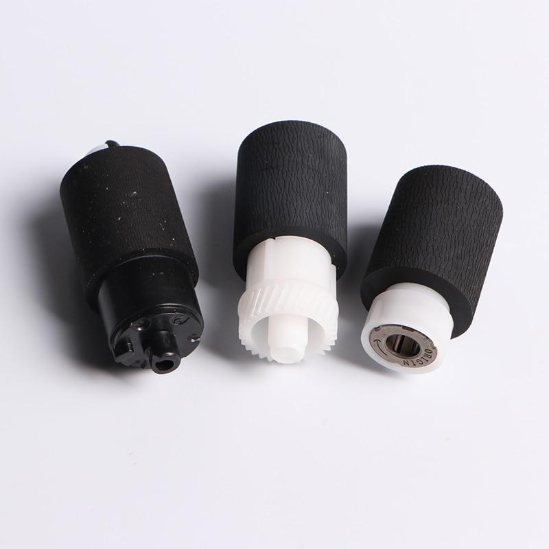 3 шт./компл. 2F906230 2F909170 2HN06080 ролик Пикап для Kyocera FS2100 FS4100 FS4200 FS4300 FS6025 FS6030 FS6525 подающий ролик|Детали принтера|   | АлиЭкспресс