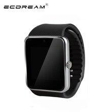 Venta caliente gt08 bluetooth reloj inteligente android acondicionamiento físico de la tarjeta sim para teléfono android como u8 smartwatch dz09 apple watch