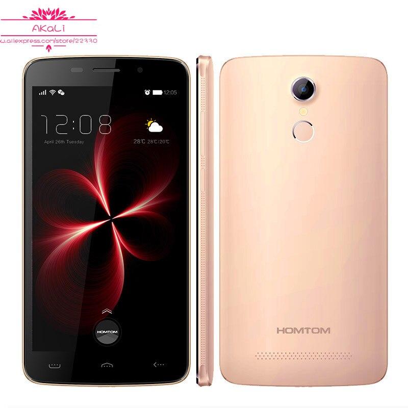 Homtom HT17 Pro font b Smartphone b font 4G LTE 5 5 Inch HD 1280x720 IPS
