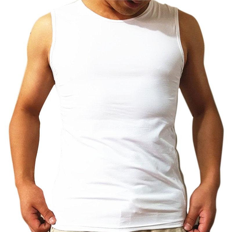 SHOWNO Mens Hoodie Pockets Fashion Hip Hop Sports Sleeveless Tank Tops