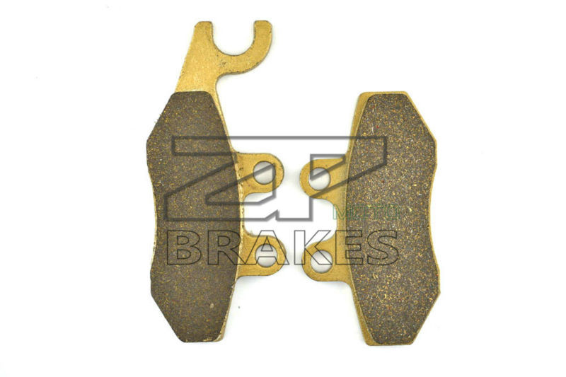 Motorcycle Accessories Brake Pads For PIAGGIO SUPER HEXAGON GTX heng tong font b caliper b font