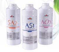 Aqua раствор 400 мл на бутылку Hydra лица очиститель угрей экспорт жидкости ремонт небольших пузырьков воды применяются к нормальному