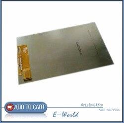 Oryginalny 7 cal ekran LCD BLU7006 1C TD TNWS7006 1C FPC7006 1 dla tablet pc darmowa wysyłka w Ekrany LCD i panele do tabletów od Komputer i biuro na
