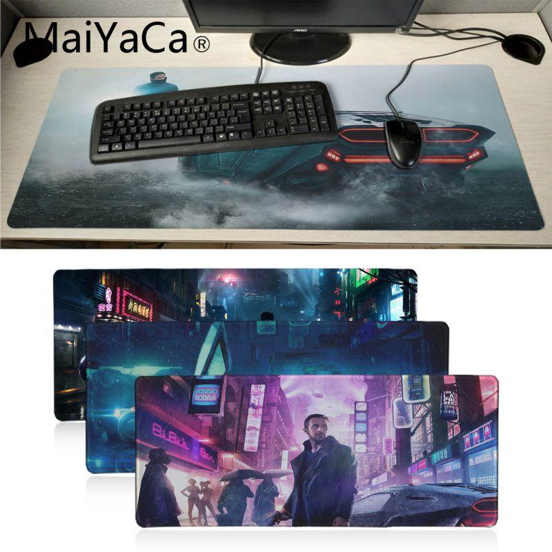 Maiyaca My Favorite Blade Runner 2049  Keyboard Gamer Gaming Mouse Pads Computer Mousepad Best Mats For Gamer Gift