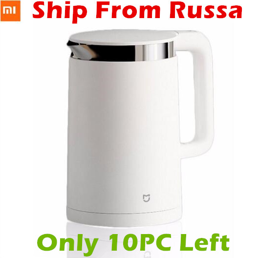 Ship from RU Xiaomi Mijia Thermostatic Electric Kettles 1 5L 12 Hours Thermostat kettle Smart