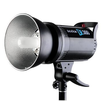 Godox DE300 300W Compact Studio Flash Light Strobe Lighting Lamp Head 300Ws image