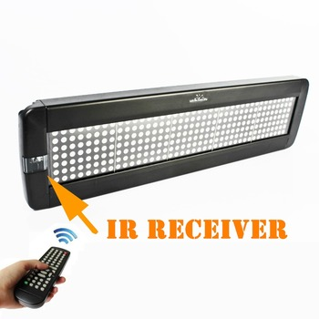 14 X 4 inch Remote Programmable Led Sign Scrolling Message Board for Your Business