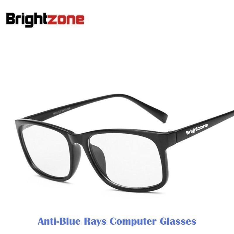 Anti Blå Lysblokkeringsfilter Reduserer Digital Øyestrøm Klar - Klær tilbehør - Bilde 5