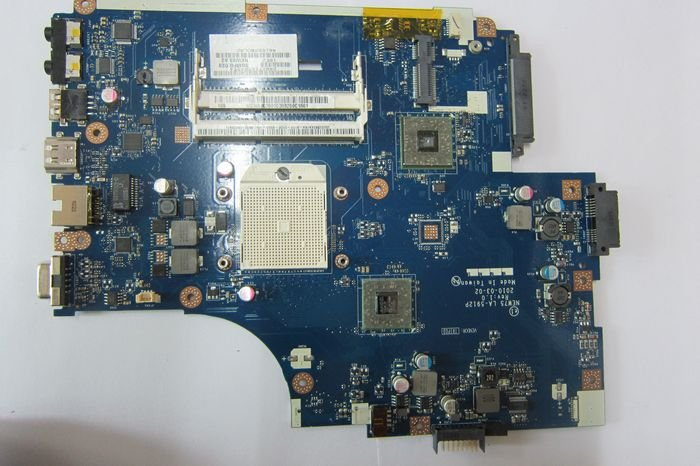 LA-5912P /5215/5251/5551   integrated motherboard for A*cer laptop 5215/5251/5551  MBNA102001