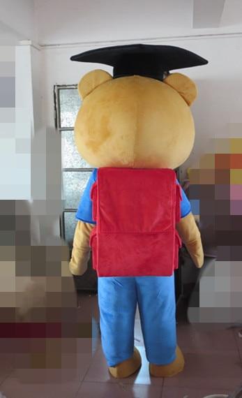 super popular Dr teddy bear mascot costume for adult
