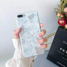 Luxury Gold Foil Bling Marble Phone Case